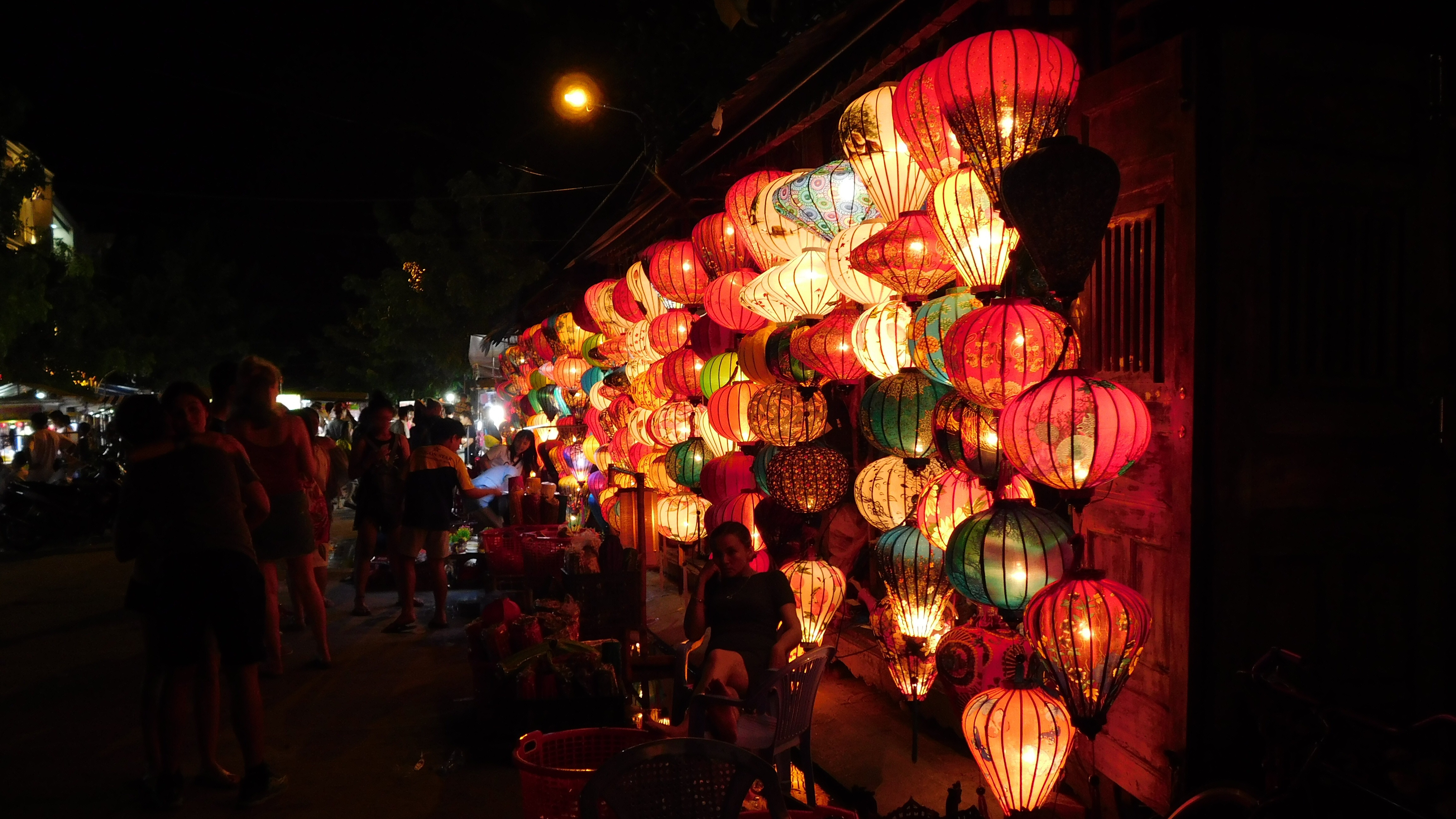 Hoi An And The Full Moon Lantern Festival The Blog Of Travel